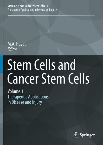 Stem Cells and Cancer Stem Cells, Volume 1 - Coverbild