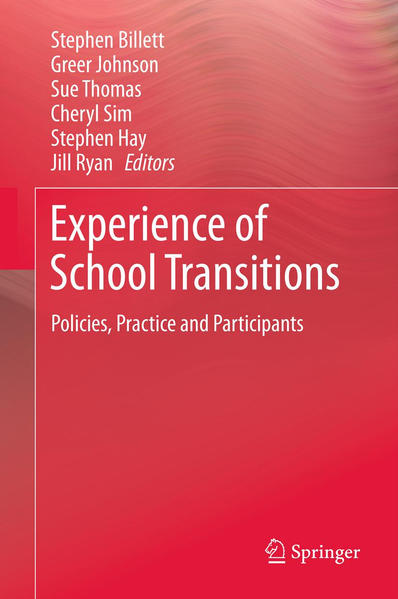 Experience of School Transitions - Coverbild