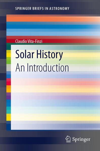 Solar History - Coverbild