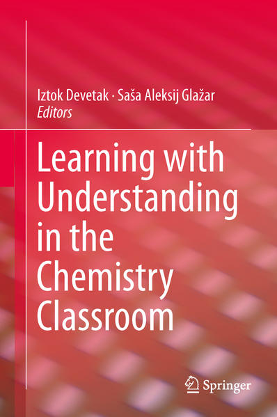 Learning with Understanding in the Chemistry Classroom - Coverbild