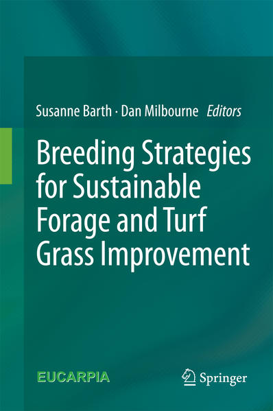 Breeding strategies for sustainable forage and turf grass improvement - Coverbild
