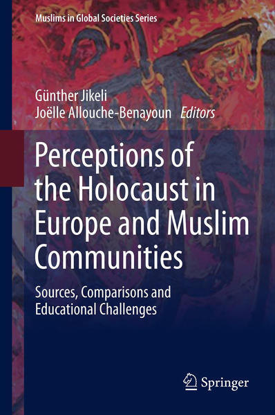 Perceptions of the Holocaust in Europe and Muslim Communities - Coverbild