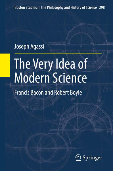 The Very Idea of Modern Science - Coverbild