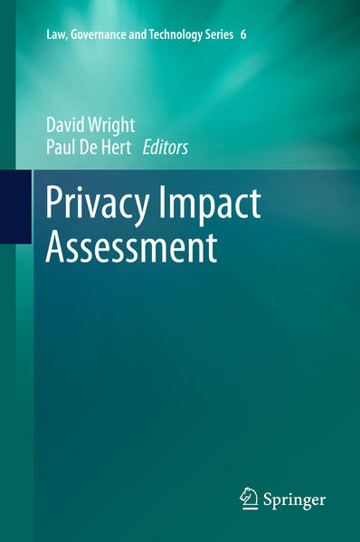 Privacy Impact Assessment - Coverbild