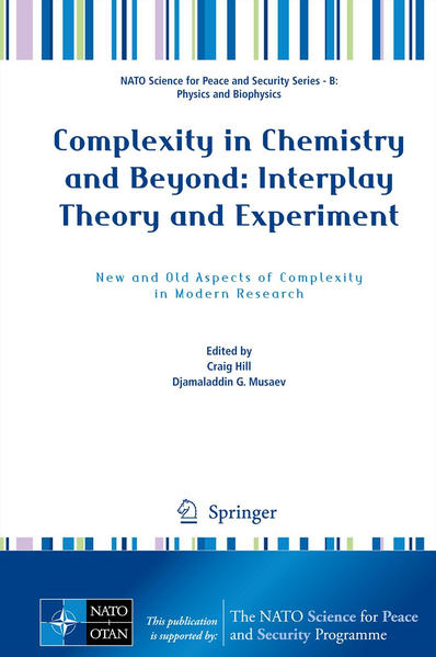 Complexity in Chemistry and Beyond: Interplay Theory and Experiment - Coverbild