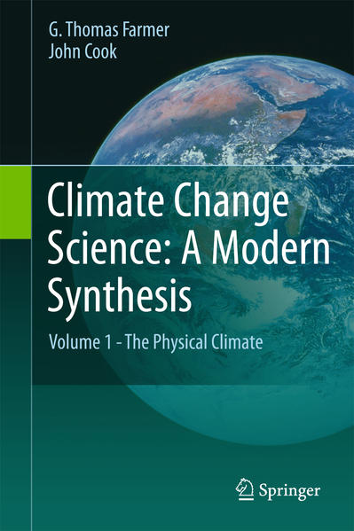 Climate Change Science: A Modern Synthesis - Coverbild