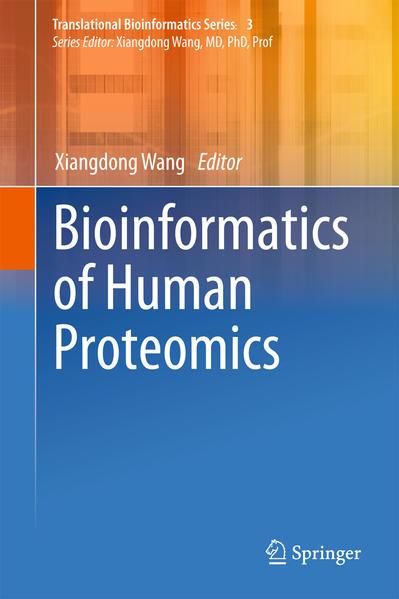 Bioinformatics of Human Proteomics Epub Free Herunterladen