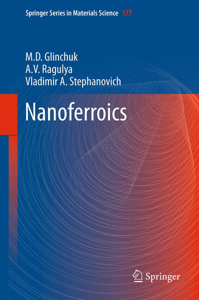 Nanoferroics - Coverbild