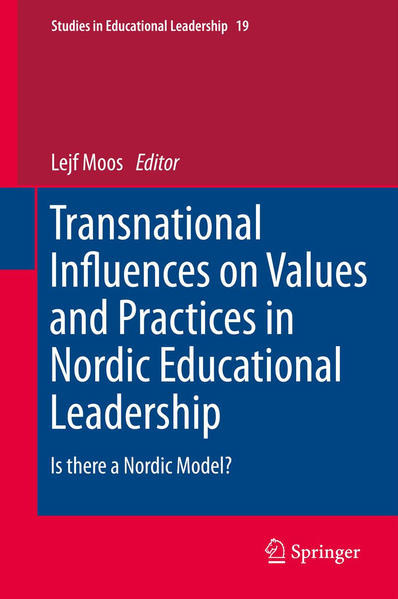 Transnational Influences on Values and Practices in Nordic Educational Leadership - Coverbild