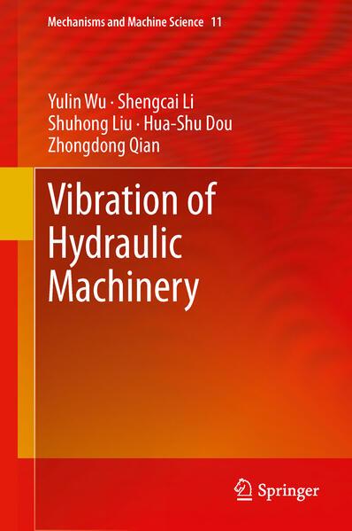 Vibration of Hydraulic Machinery - Coverbild