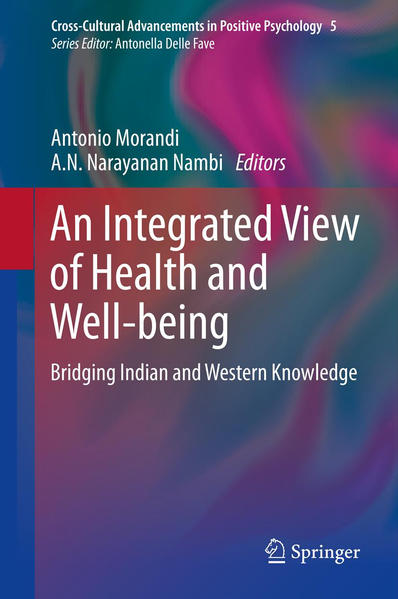 An Integrated View of Health and Well-being - Coverbild