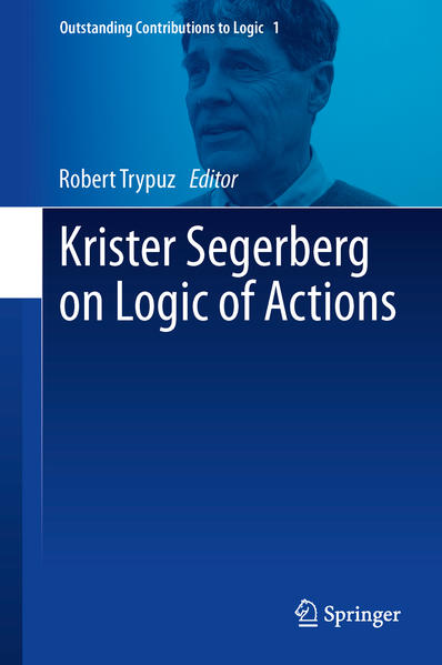 Krister Segerberg on Logic of Actions - Coverbild