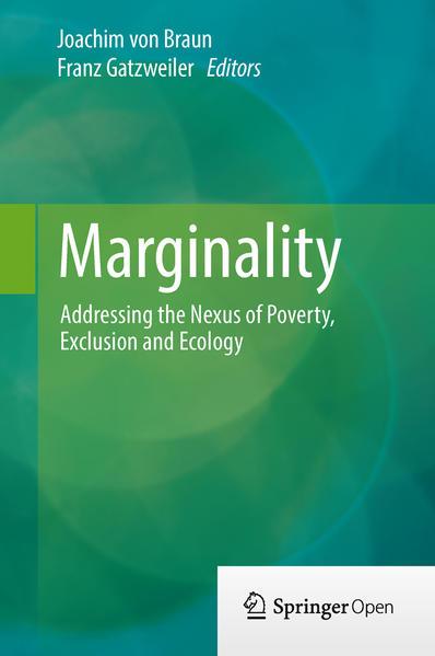 Marginality - Coverbild