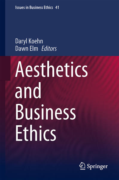 Aesthetics and Business Ethics - Coverbild