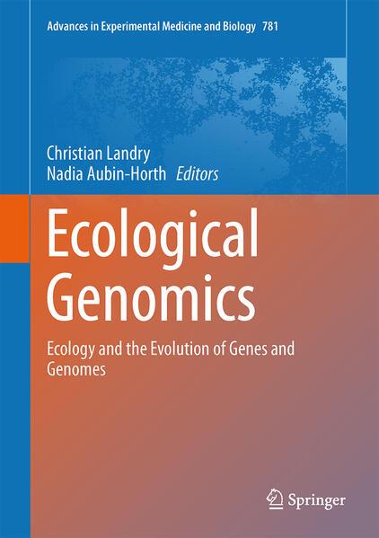 Ebooks Ecological Genomics PDF Herunterladen