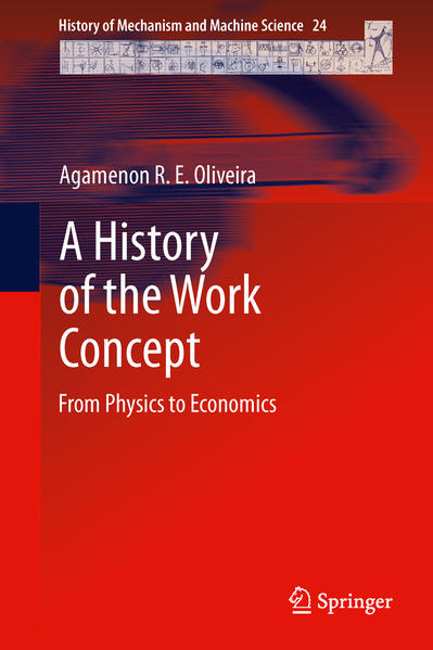 A History of the Work Concept - Coverbild
