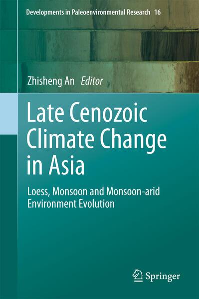 Late Cenozoic Climate Change in Asia - Coverbild