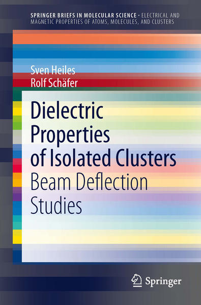 Dielectric Properties of Isolated Clusters - Coverbild