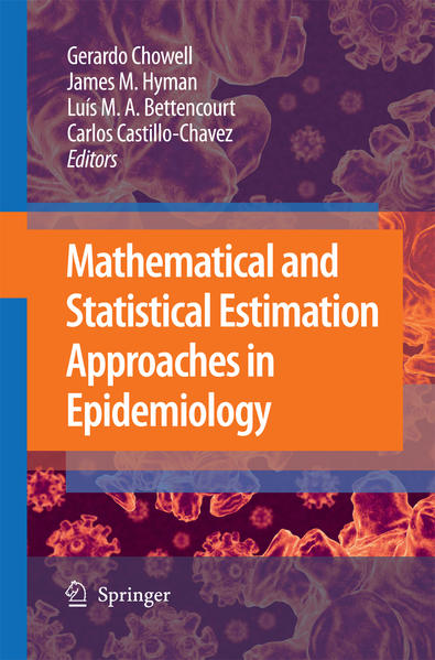 Mathematical and Statistical Estimation Approaches in Epidemiology - Coverbild