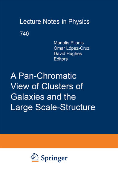 A Pan-Chromatic View of Clusters of Galaxies and the Large-Scale Structure - Coverbild