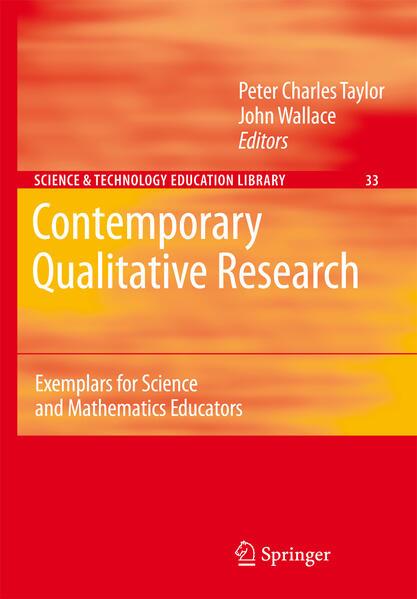 Contemporary Qualitative Research - Coverbild