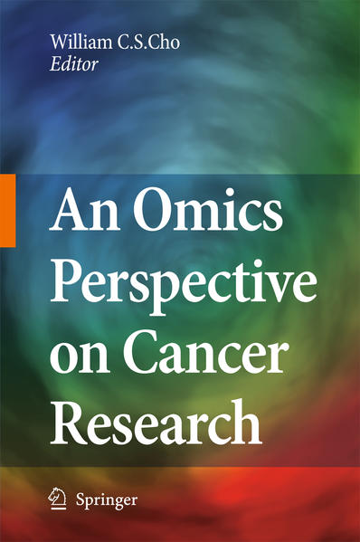 An Omics Perspective on Cancer Research - Coverbild