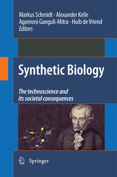 Synthetic Biology - Coverbild