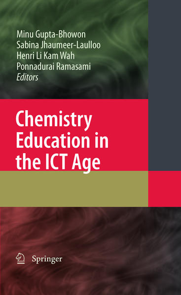 Chemistry Education in the ICT Age - Coverbild