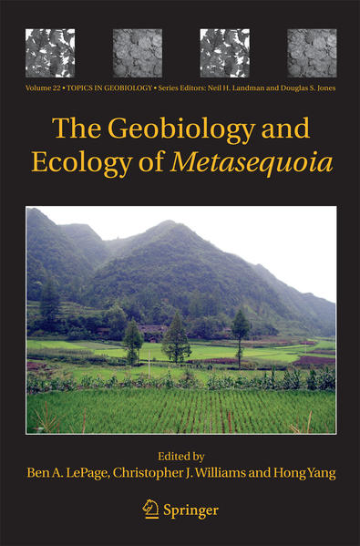 The Geobiology and Ecology of Metasequoia - Coverbild