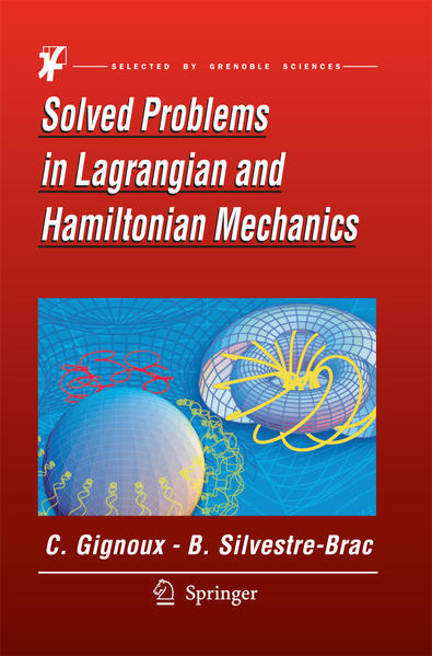 Solved Problems in Lagrangian and Hamiltonian Mechanics - Coverbild