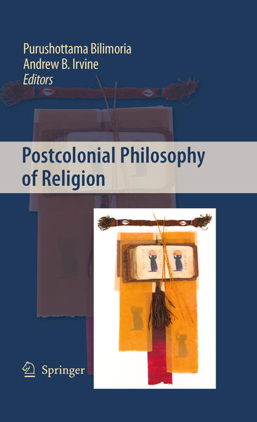 Postcolonial Philosophy of Religion - Coverbild