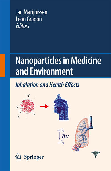 Nanoparticles in medicine and environment - Coverbild