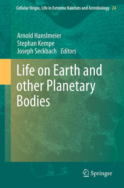 Life on Earth and other Planetary Bodies - Coverbild
