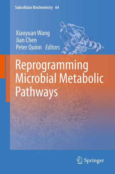Reprogramming Microbial Metabolic Pathways - Coverbild