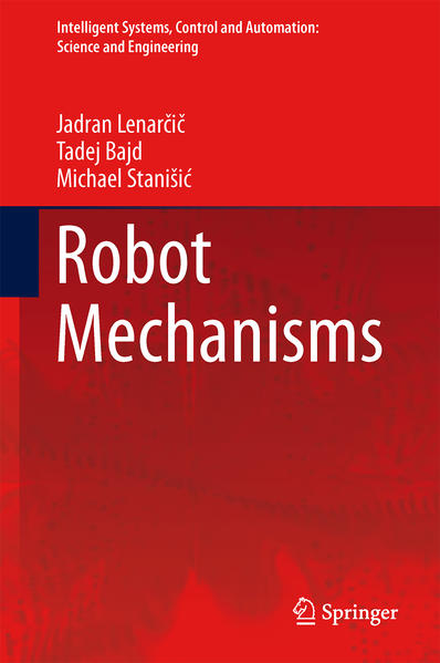 Robot Mechanisms - Coverbild
