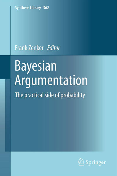 Bayesian Argumentation - Coverbild