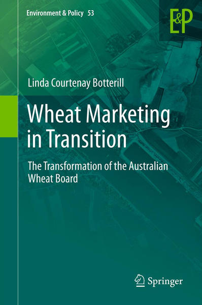 Wheat Marketing in Transition - Coverbild