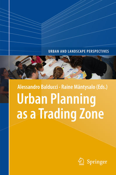 Urban Planning as a Trading Zone - Coverbild