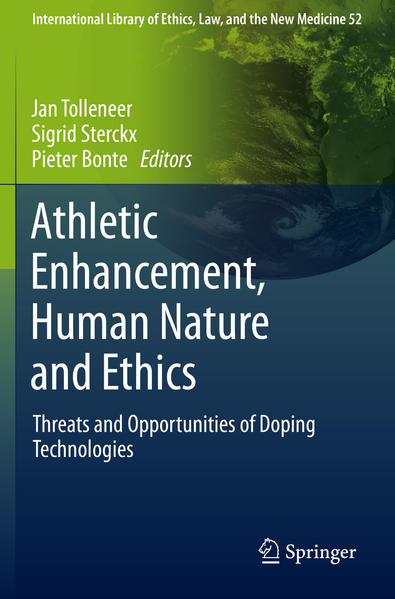 AthleticEnhancement, Human Nature and Ethics - Coverbild