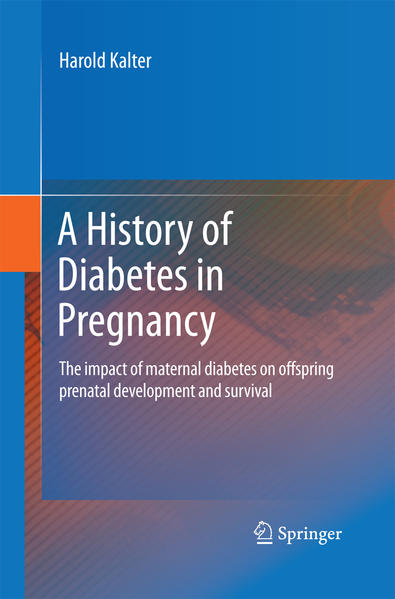 A History of Diabetes in Pregnancy - Coverbild