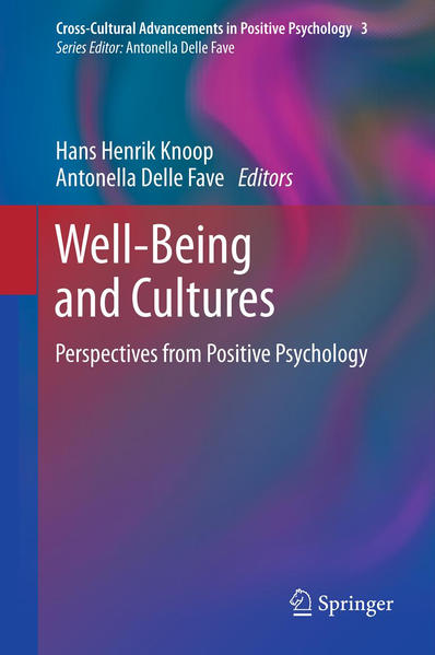 Well-Being and Cultures - Coverbild