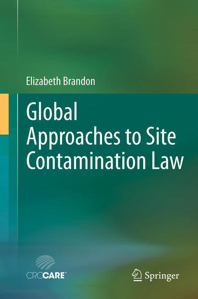 Global Approaches to Site Contamination Law - Coverbild