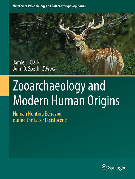 Zooarchaeology and Modern Human Origins - Coverbild