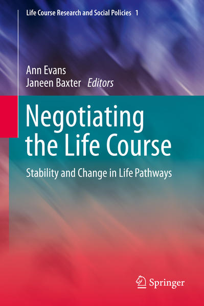 Negotiating the Life Course - Coverbild