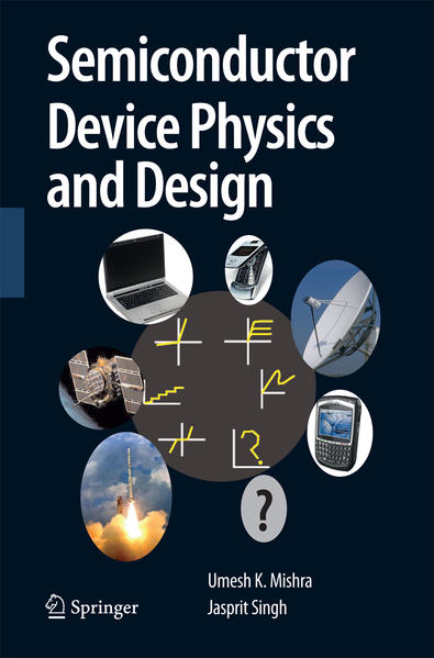 Semiconductor Device Physics and Design - Coverbild
