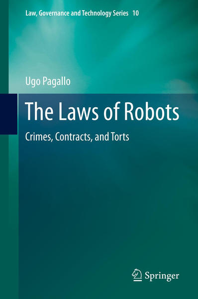 The Laws of Robots - Coverbild