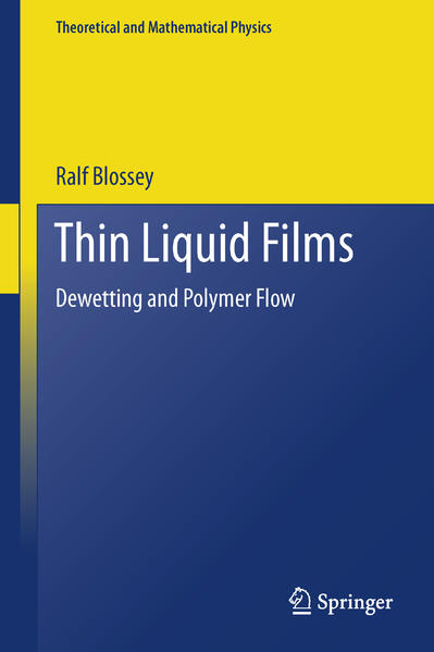 Thin Liquid Films - Coverbild