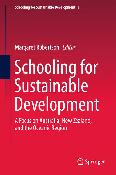 Schooling for Sustainable Development: - Coverbild