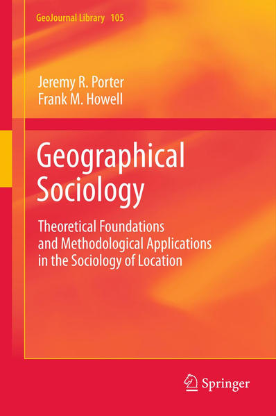 Geographical Sociology - Coverbild