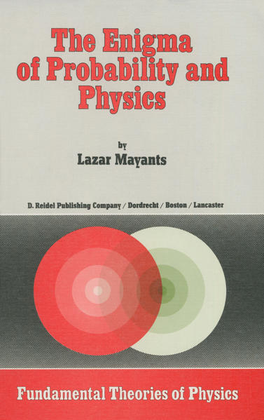 The Enigma of Probability and Physics - Coverbild